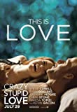 Crazy Stupid Love - Ryan Gosling – Film Poster Plakat