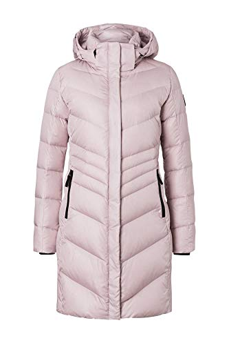 Bogner Fire + Ice Ladies Kiara2-D Pink, Damen Daunen Wintermantel, Größe 34 - Farbe Dusty Rose