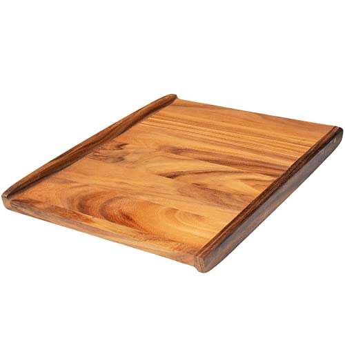 Thirteen Chefs Charcuterie Boards - 24-inch Large Wood Cutting Board for Cheese, Meat & Appetizers