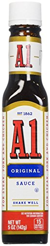 A1 Steak Sauce - 5oz