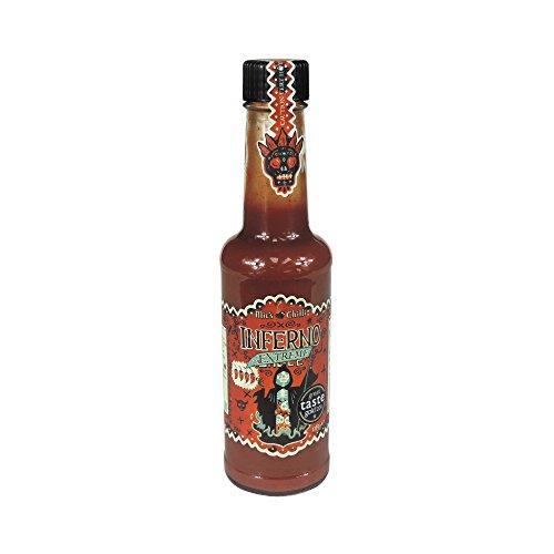 Mic's Chili Inferno Sauce Extreme