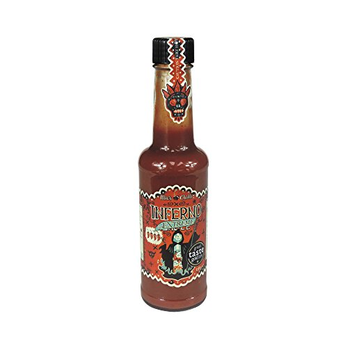 Mic's Chilli - Inferno Sauce - Extreme - 165g