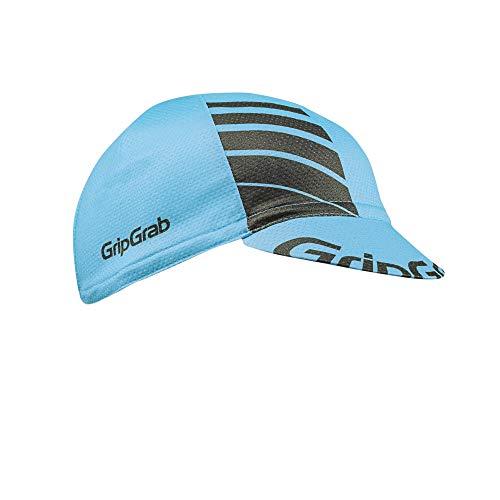 GripGrab Unisex Erwachsene Gripgrab Leichte Sommer Cap Headwear Cycling, Blue, Onesize 54-63 cm EU