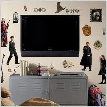 Prodashop Harry Potter 30 Big Wall Stickers Room Decor Decals