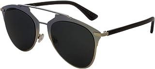 Dior Reflected TK1IR Light Blue Reflected Round Sunglasses