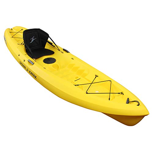 Ocean Kayak Scrambler 11, Yellow