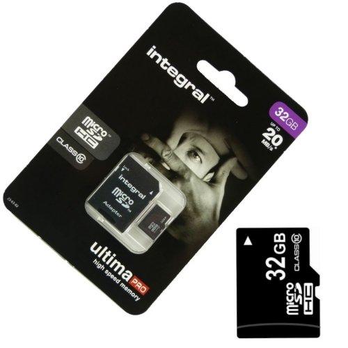 Acce2s - Carte Mémoire Micro SD 32 Go Classe 10 pour Samsung Galaxy A32 - A12 - A42 - A02s - A51 5G - A31 - A21s - A41 - A71 - A51 - A10 - A40 - A20e - A50 - A70 - A9 (18) - A7 2018 - A6 Plus - et +