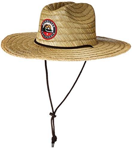 Quiksilver mens Destinado Pierside Sun Hat Black California Large X Large US product image