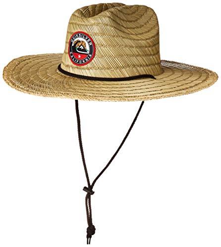Quiksilver Herren DESTINADO Pierside HAT Sunhat, Schwarz/Kalifornien, L/XL