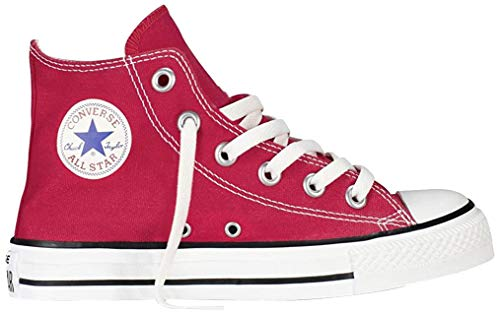 Converse Kids#039 Chuck Taylor All Star Canvas High Top Sneaker red 16 M US