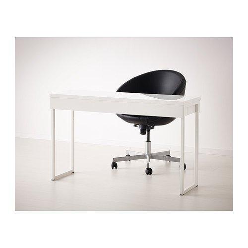 Ikea BESTA BURS – Escritorio, Color Blanco Brillante – 120 x 40 cm ...