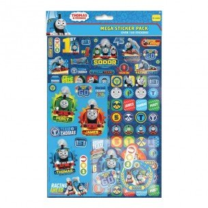 Thomas de Tank Motor Sticker Mega Pack