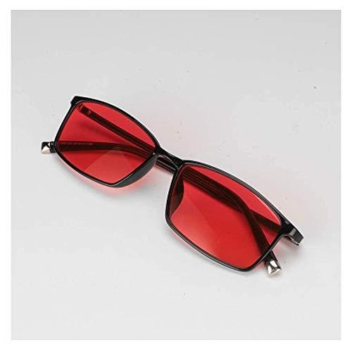 JCCOZ Color Blind Korrekturbrillen for Rot Grün Blindheit Farbe Schwäche Männer und Frauen Full Frame Brille Colorblind Führerschein Brillen