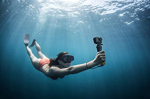 "Dji osmo action - 4k action cam 12mp digital camera with 2 displays 36ft underwater waterproof wifi hdr video 145° angle… 3 dual screens: osmo action's dual screens allow you to capture it all with the touch of a button. A vivid front screen lets you frame yourself effortlessly in any setting, while the back screen delivers a crystal-clear, hyper-responsive display. This durable, versatile action camera is jam-packed with advanced technology that lets you spend less time worrying about equipment and more time living the action. The rocksteady technology combines eis with complex algorithms, delivering stable, shake-free footage no matter how heavy the action gets. Action camera with 1/2. 3"" cmos sensor, 12mp, wide-angle 145° that allows you to shoot 4k hdr videos."