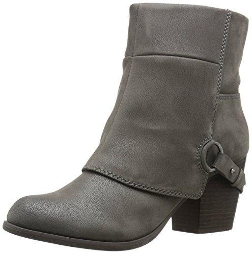 Fergalicious Women's Liza Boot, Grey, 10 M US