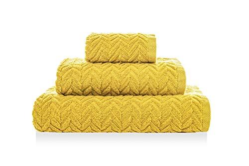 Sorema Toalla (30 x 50 cm), Color Amarillo
