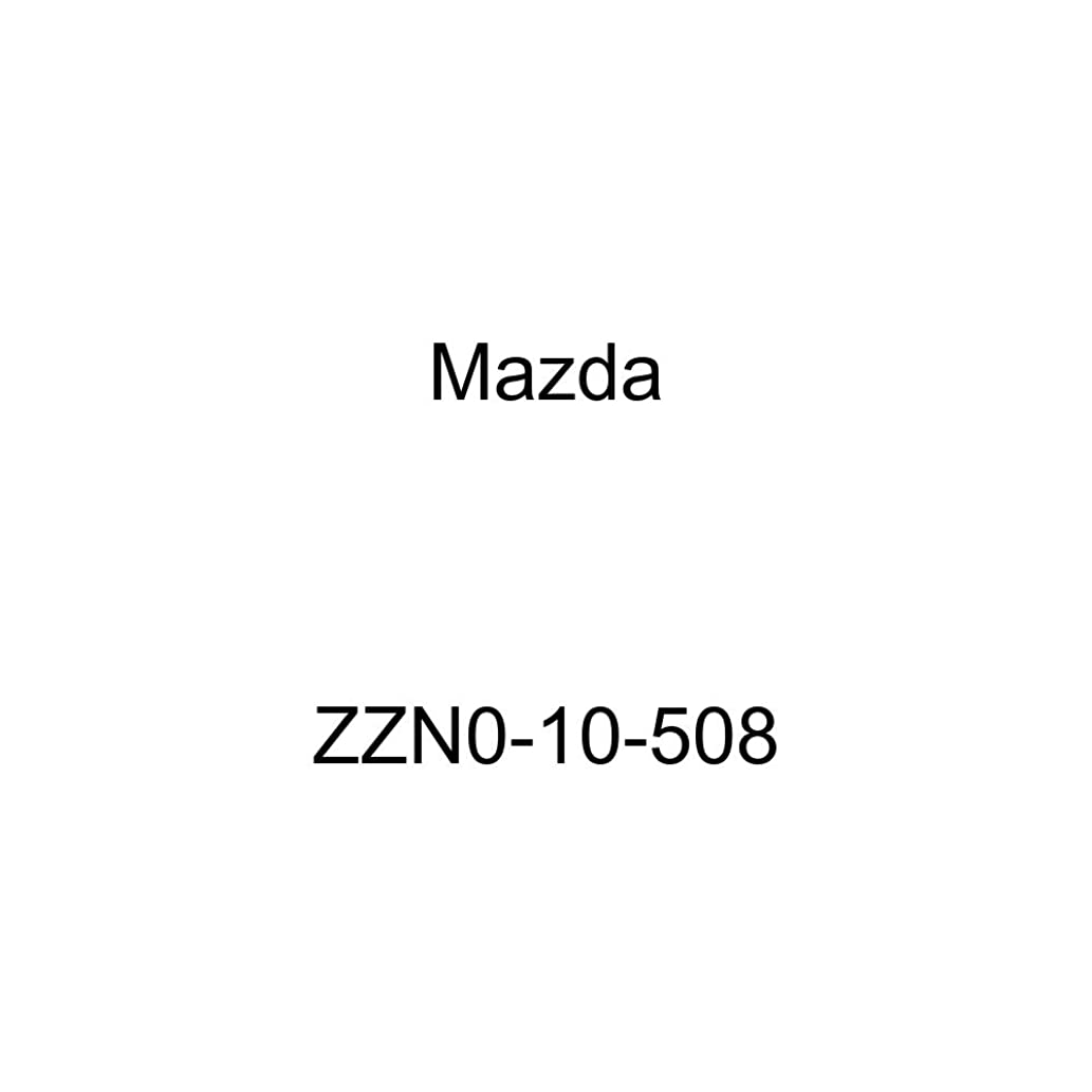 Mazda ZZN0-10-508 Engine Timing Cover