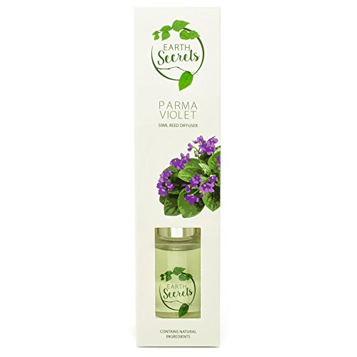 Ashleigh & Burwood Parma Violet 50ml diffusore profumo Earth Secrets diffusore