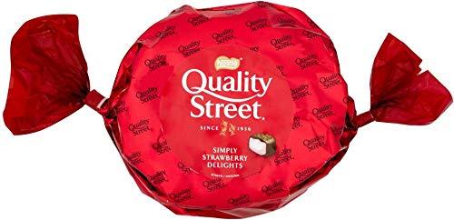 Calidad de la calle simplemente delicias de fresa...