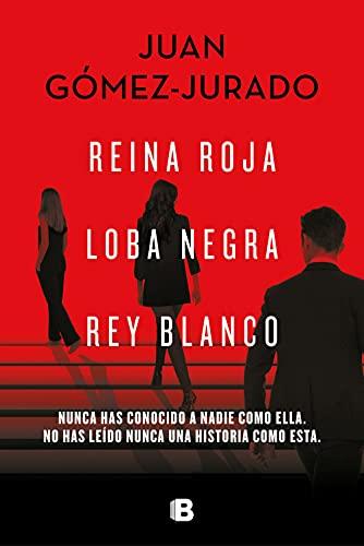 Trilogía Reina Roja de Juan Gómez-Jurado