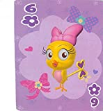 Cuckoo Loca trading game card Minnie Mouse pet Disney #MM6 backround color varies 3x4 inches