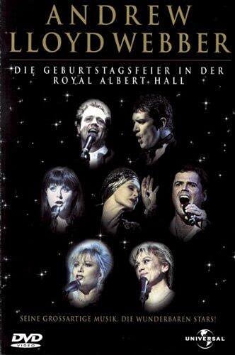 Andrew Lloyd Webber: The Royal Albert Hall Celebration [Edizione: Regno Unito] [Edizione: Regno Unito]