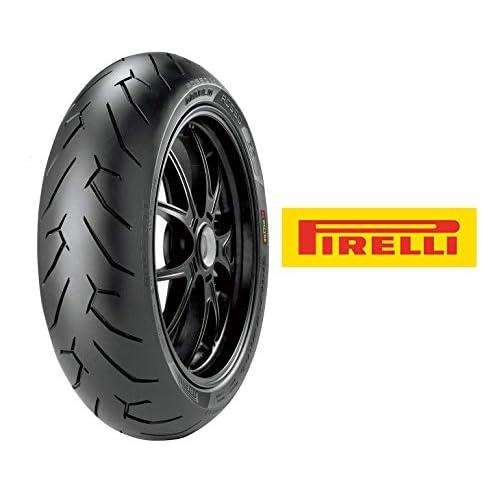 Pneumatici Pirelli DIABLO ROSSO II 160/60 ZR 17 M/C (69W) TL Posteriore SUPERSPORT    gomme moto e scooter