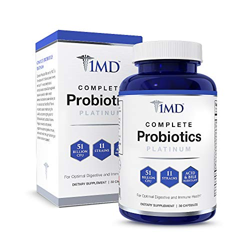 Complete Probiotics Platinum by 1MD