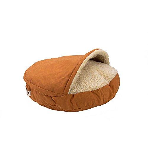4. Snoozer Orthopedic Luxury Cave Dog Bed