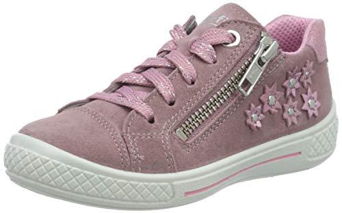 Superfit Mädchen Tensy Sneaker, Violett (Lila/Rosa 90), 31 EU