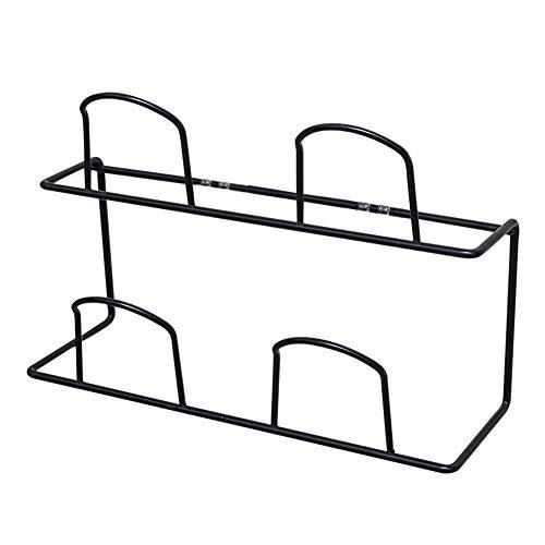 Wandplank, Toilet Slippers Rack, Eenvoudig Toilet Badkamer Kleine Schoenrek Plank Wandmontage Strijkijzer Nagelvrij Lijm