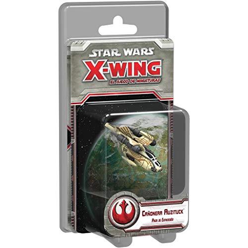 Fantasy Flight Games Star Wars X-Wing: Cañonera Auzituck-Español (FFSWX64)