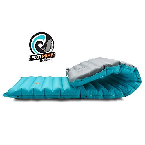 ZOOOBELIVES Inflatable Sleeping Pad review