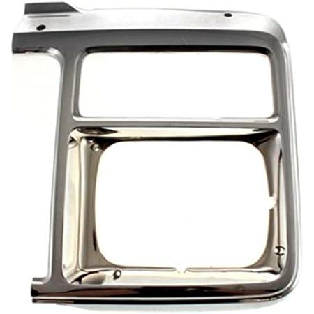 Left Driver Side Headlight Door Y892QQ for C10 Suburban K10 K20 C30 K5 Blazer