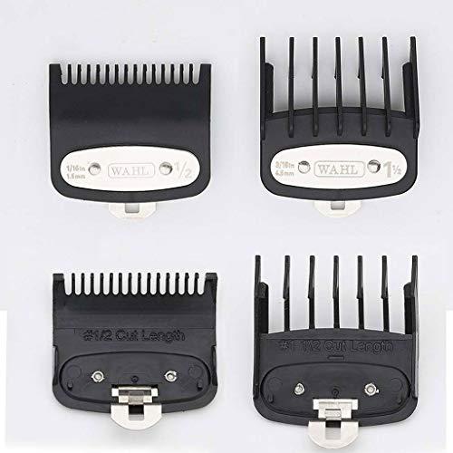 Lugeuk Clippers haarklem, 1,5 mm, 4,5 mm, accessoires voor kleurgereedschap, clipper, positioneringskam