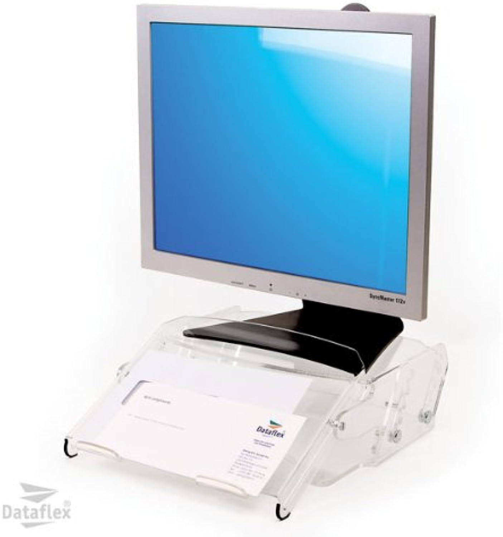 Dataflex HV 570 LCD Monitorstnder (Tragkraft max. 15kg) hellacryl