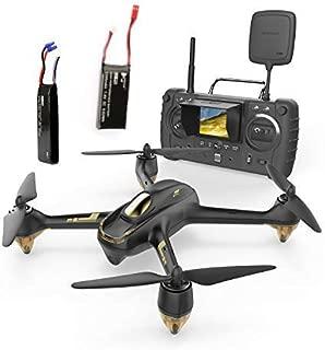 HUBSAN H501s x4 Pro 5.8G FPV Quadcopter Headless Mode GPS RTF Drone with 3M Pixel Camera (High Version) Black