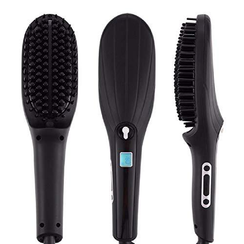 ZPSPZ alisador de pelo, peine de pelo recto, spray acondicionador de pelo de vapor, horquilla para el pelo, herramienta de peluquería