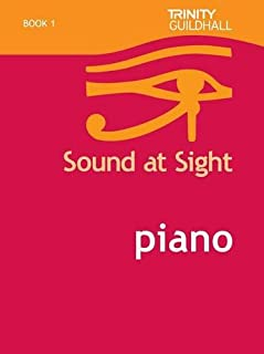 Sound at Sight Piano Book 1 (Intial-Grade 2)