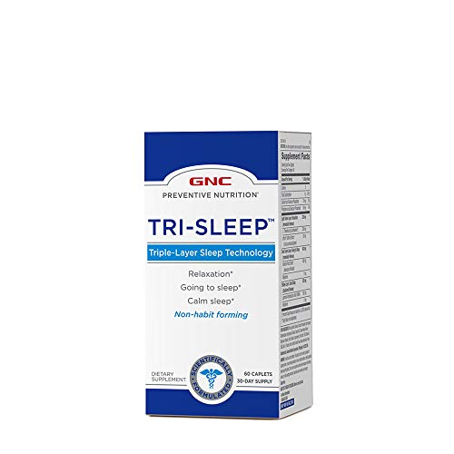 GNC Preventive Nutrition Tri-Sleep
