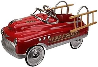 Blue Diamond Classics Murray Comet Style Pedal Car – Fire Truck Edition