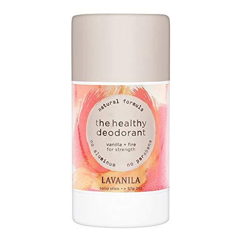 Lavanila Vanilla + Fire The Healthy Deodorant, 2.0 oz