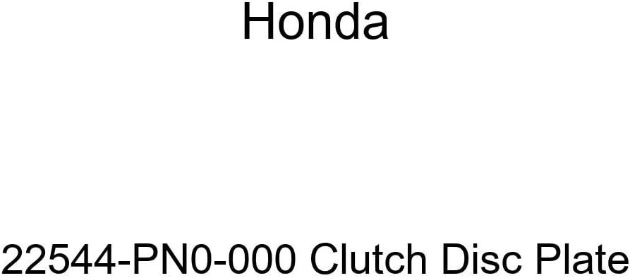 supreme Genuine Honda 22544-PN0-000 Plate San Antonio Mall Clutch Disc