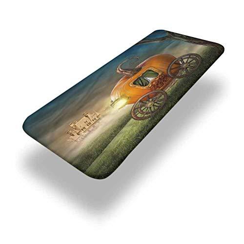 LCGGDB Mantel ajustable de poliéster para mesa de picnic de princesa, mantel ajustable con bordes elásticos, 91,4 x 243,8 cm, para mesa plegable, para interiores y exteriores, Acción de Gracias