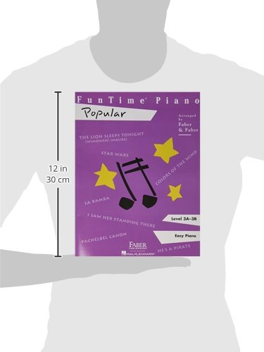 FunTime  Piano Popular: Level 3A-3B