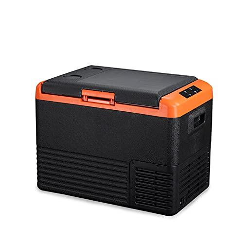 DSBN Refrigerador de yate automovilístico, refrigerador de Control de Temperatura Inteligente, refrigerador de Control Remoto de enfriamiento rápido,30L, 12V / 24V