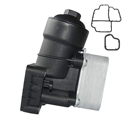 03L115389C 03L115389B - Carcasa para filtro de aceite