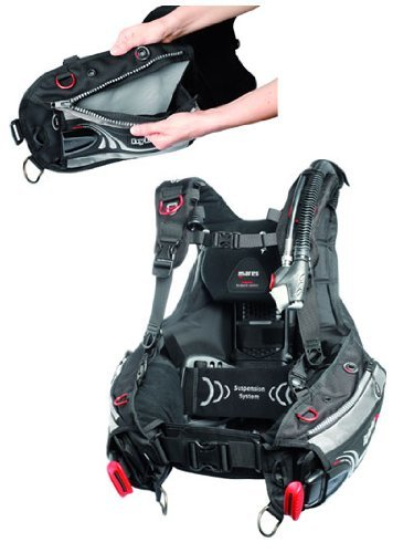 Mares Hybrid BC with MRS Plus System - X-Large by Mares
