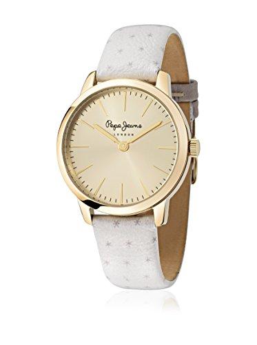 PEPE JEANS Reloj Analógico para Mujer de Cuarzo con Correa en Cuero R2351122507