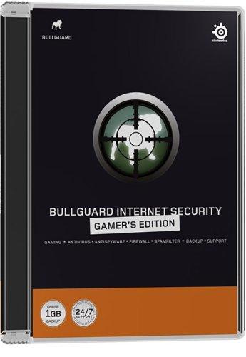 Preisvergleich Produktbild BullGuard Internet Security Gamer´s Edition Retail E VV